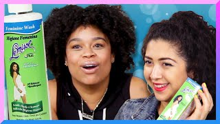 Baixar Women Try Lemisol Feminine Wash For The First Time
