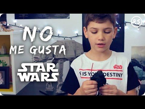 No me gusta Star Wars | El Musical