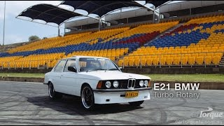 CarTorque Series 2 - BMW E21 - Rotary Engine Swap