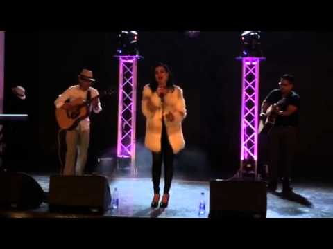 HIGH ON LOVE  - MELISSA ALLISON LIVE