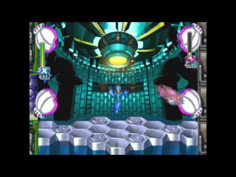 Mega Man X6 - Shield Sheldon Perfect Run
