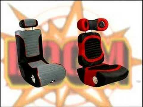 moto boomchair. the ultimate gaming chair! moto boomchair