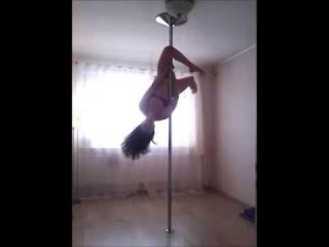 Pole freestyle to Tinashe Boss