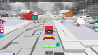 samochody i śnieg-roblox- snow shoveling simulator