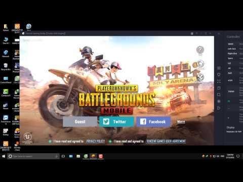 Hướng dẫn cập nhật 0.5 cho Tencent Gaming Buddy