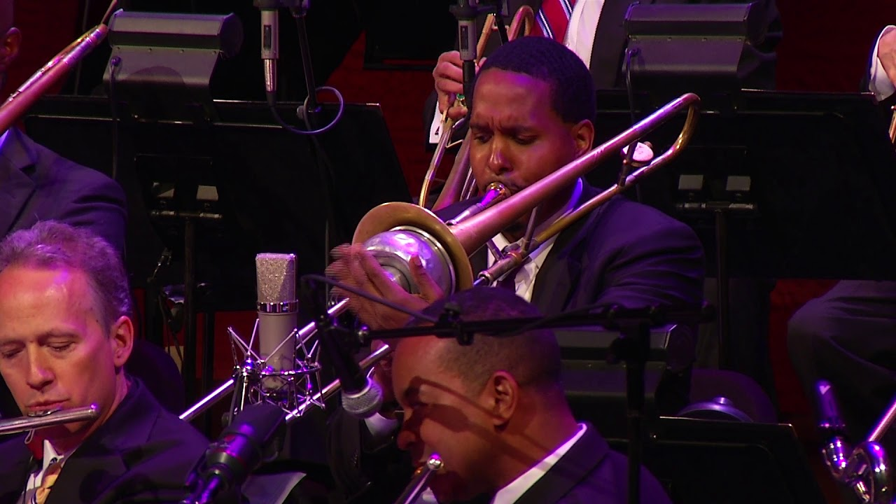 MOYUBA from Wynton Marsalis's OCHAS - Jazz at Lincoln Center Orchestra with Wynton Marsalis