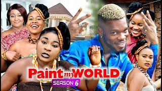 PAINT MY WORLD PART6 - BRODASHAGGI & DESTINY ETICO 2020 LATEST NIGERIAN NOLLYWOOD MOVIES FULL HD