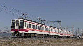 東武6050系6175F家中~東武金崎通過
