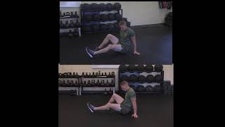 Lax Ball to Glute Fold - Force Fitness