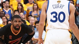 vuclip NBA Finals 2017: Stephen Curry vs. Kyrie Irving Full Duel
