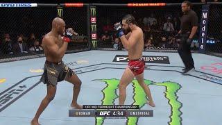 Лучшие моменты турнира UFC 261: Усман vs Масвидаль