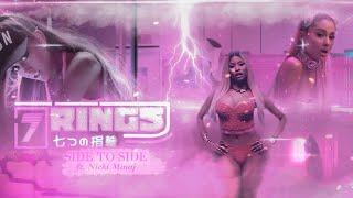 ''7 SIDES''   MASHUP Feat. Ariana Grande & Nicki Minaj