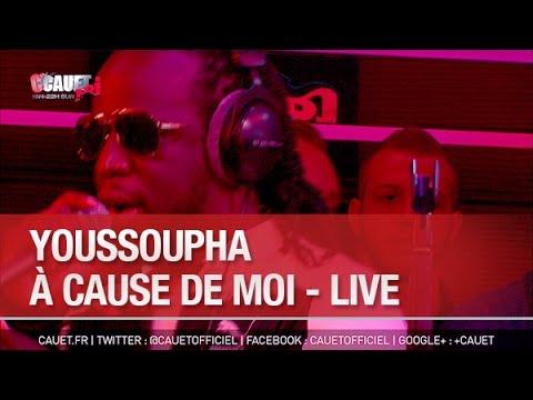 Youssoupha - À cause de moi - Live - C'Cauet sur NRJ