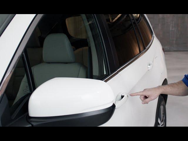 2016 Honda Pilot Tips & Tricks: Keyless Access Setup And Walk Away Auto Lock