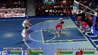 Me playing NBA JAM Extreme