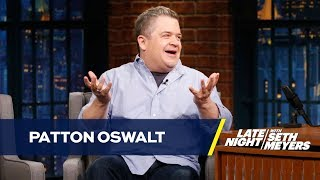 Adults Ruined Patton Oswalt