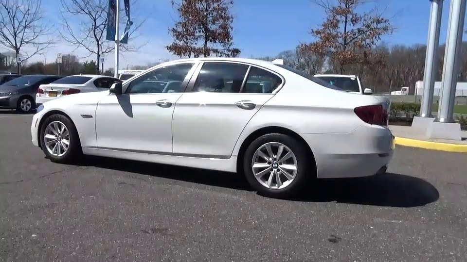 2016 BMW 5 Series WalkAround Huntington Suffolk County Nassau