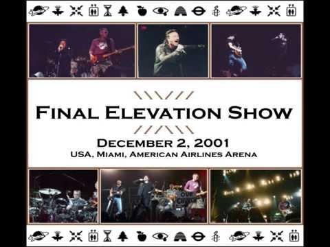 U2 - Miami, USA 02-December-2001 (Full Concert Audio IEM Enhanced)