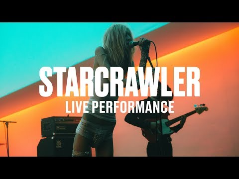 Starcrawler - Chicken Woman (Live) | Vevo DSCVR