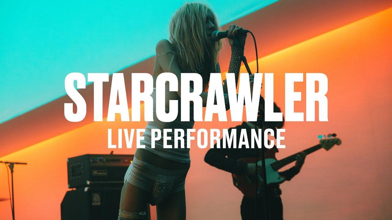 Starcrawler — Chicken Woman (Live) | Vevo DSCVR