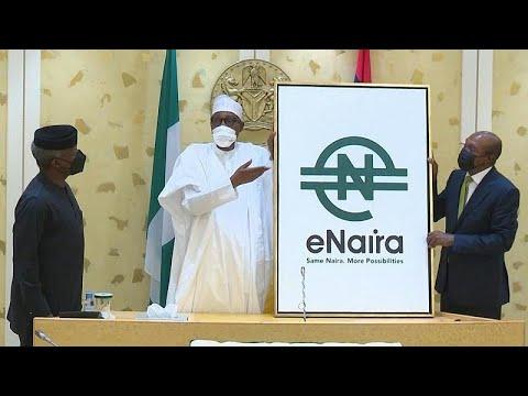 نيجيريا أول دولة في إفريقيا تعتمد التداول بعملة -إي-نيرة- الرقمية …