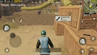 PUBG mobile v0.5 Miramar ( desert ) Best loot HIDDEN TUNNEL