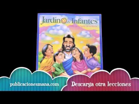 Lecci n en audio para jardin de infantes 1er trimestre for Leccion jardin infantes 2016