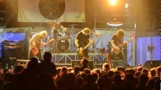 Red Fang - Prehistoric Dog (FULL HD_2CAMS_live@Kiev)