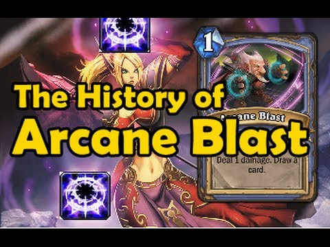 The History Of Arcane Blast (Vanilla WoW To Mists)