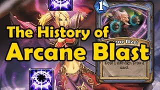 The History of Arcane Blast (Vanilla WoW to Mists)
