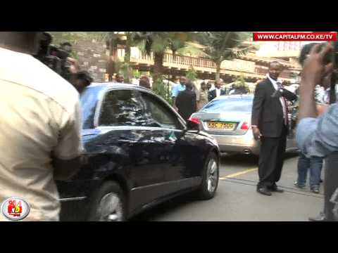 Limo, security and all trappings as Ruto takes charge