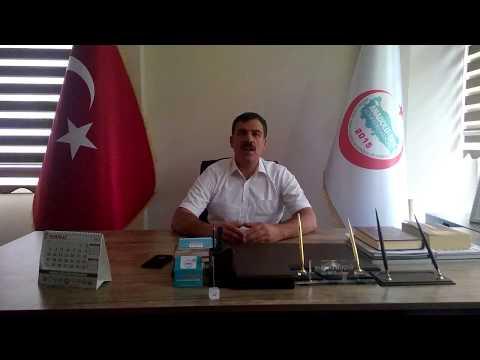 Anadolu Sen Konfederasyonu Genel Başkanı Mustafa Güçlü