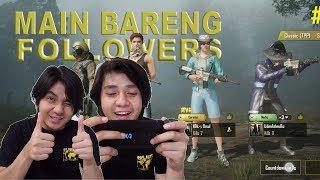 SIAAAL DI GANGBANG ULAT BULU - PUBGM INDONESIA
