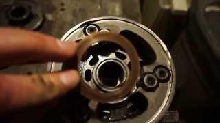 Torsen differential AUDI A6 C7 ALLROAD