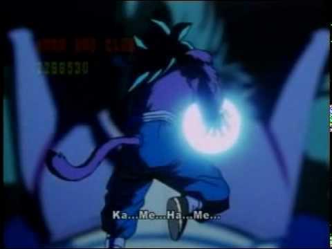 Dragon ball gt super saiyan 4 goku vs baby vegeta fireflies youtube - Super sayen 10000 ...