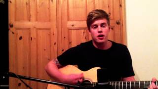 All about you - McFly (Jake Woodhams acoustic cover)
