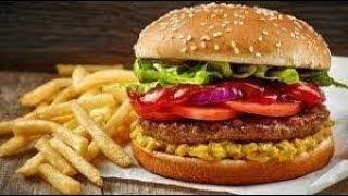 10 Homemade Burger Recipes - How To Make Burger At Home