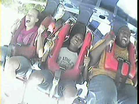 how to not be scared of rollercoasters