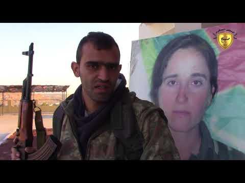 آراء المقاتلين لمجلس منبج العسكري في ذكرى يوم مناهضة العنف ضد المرأة  24-11-2017