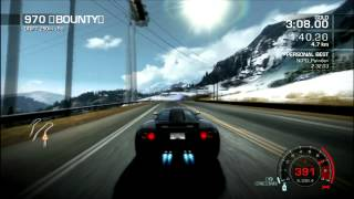 NFS:Hot Pursuit | The Ultimate Road Car 2:31.19 | Former WR