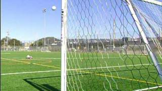 Soccer Training - Pro Trainer soccer repetitions - soccer ball machine