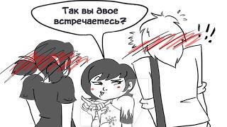 Художник (Часть 2) // Леди Баг и Супер-кот Комикс #53