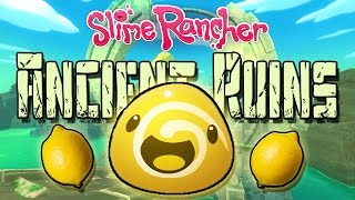 Slime Rancher   The ancient ruins v0.5.0 update!