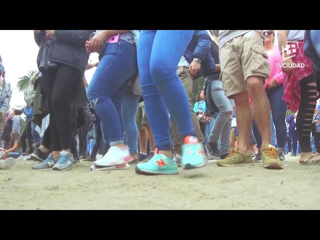 Montevideo Tropical 2017 por TV Ciudad - Pasito a pasito
