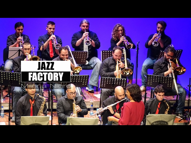 Milena Nigro   Duke Ellington's suite [D.Ellington]   Jazz Factory 2016