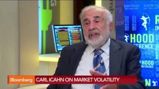 Carl Icahn: Markets Better Than 2008, Still May `Break'