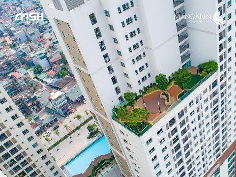 Mandarin Garden 2 Tân Mai – Tập Đoàn Hòa Phát – MSH Group – Toàn Cảnh Flycam