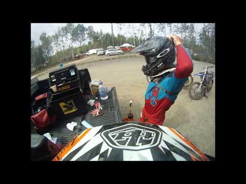 issoudun motocross québec(GAS) 1 tour ,pratique