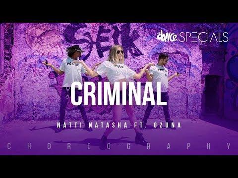 FitDance Specials - Criminal - Natti Natasha Ft. Ozuna | FitDance Life (Coreografía) Dance Video