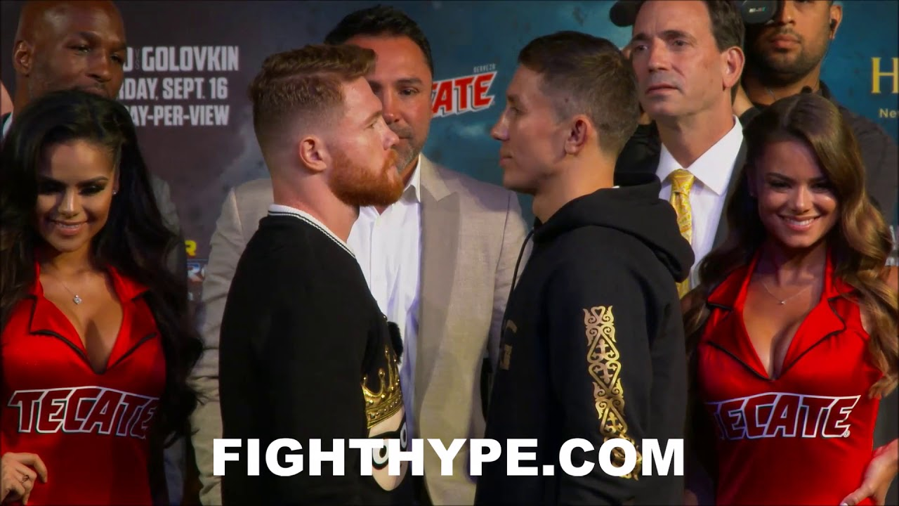 face-off-canelo-steps-to-golovkin-and-stares-him-down-intense-and-ain-t-playin-around